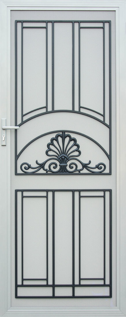Colonial Style Security Doors